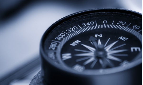 FINDING YOUR TRUE NORTH ON YOUR INTERNAL COMPASS