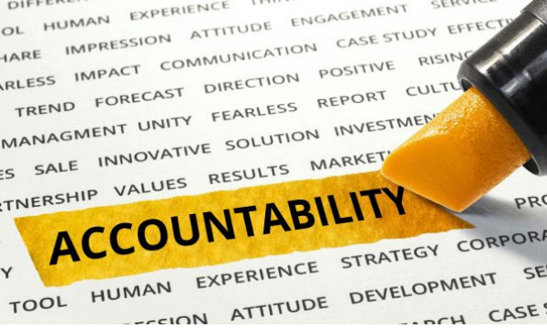 THE VALUE OF ACCOUNTABILITY IN BUSINESS