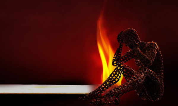 3 SINS YOU NEED TO COMMIT TO PREVENT BURNOUT
